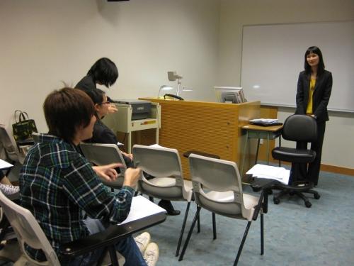 Career Talk 2009