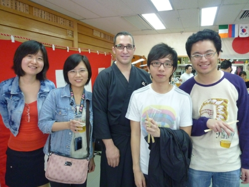 Mochitsuki & Nihon Dentou Budo Event 2010